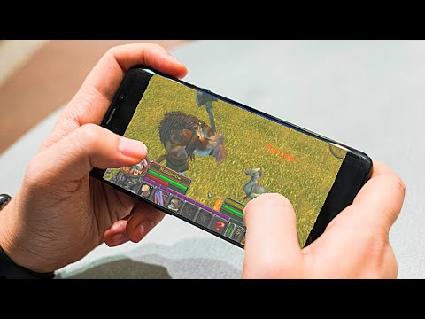 Should Classic WoW Be A Mobile Game?