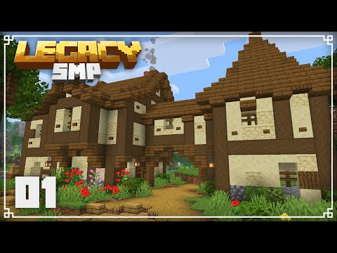 Legacy SMP | A Brand New Series! | Episode 1
