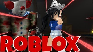 Roblox-o palhaço esta atras de mim ;o (the clown killings 2)