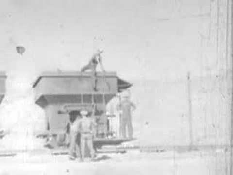 Kaiser Coal Mine, Castle Gate Utah 1952 (Silent)