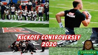 NFL Kickoff Controversy: Teams…