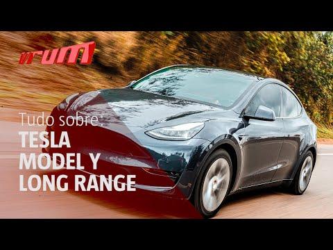 EXCLUSIVO: Testamos o único Tesla Model Y de Minas Gerais
