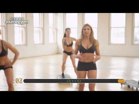 20 Min  Bikini Blast Workout
