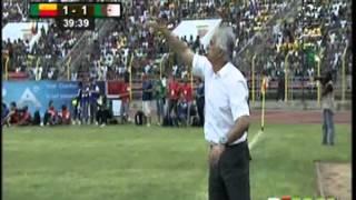 [Eliminatoires coupe du monde 2013, zone Afrique, Groupe H] Bénin 1-3 Algérie