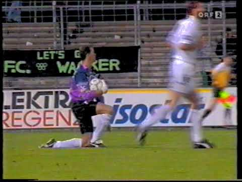 Wacker Innsbruck - Admira Wacker 2:0 - Cup Semifinale 1992/93