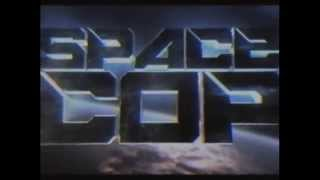 Space Cop VHS video cassette trailer