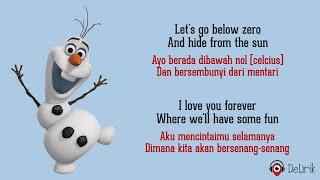 Snowman - Sia (Lirik Lagu Terjemahan)
