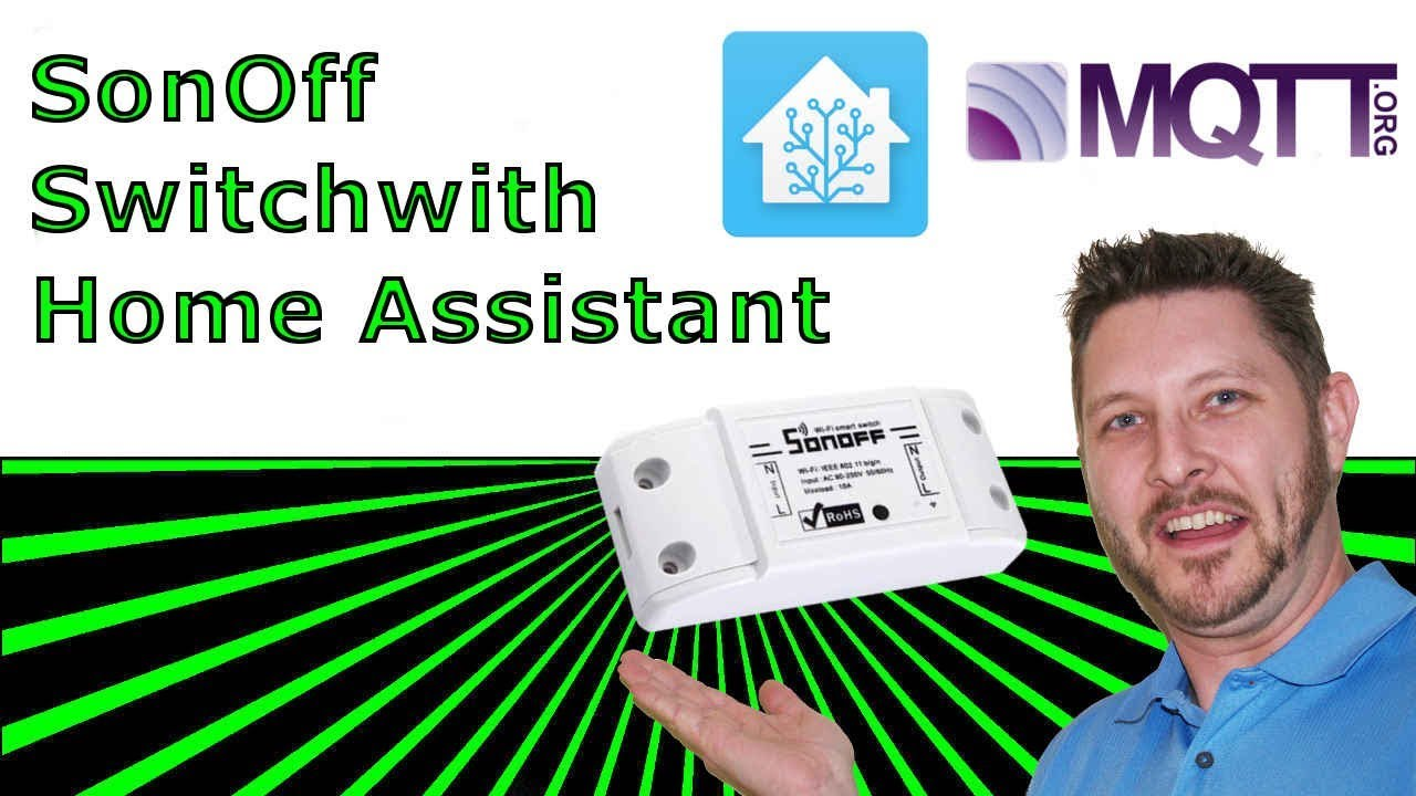 SonOff Switch - Reprogramming to use with Home Assistant
