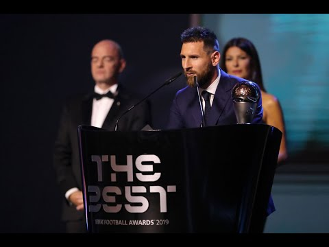 Lionel Messi Reaction | The Best FIFA Men's Player 2019