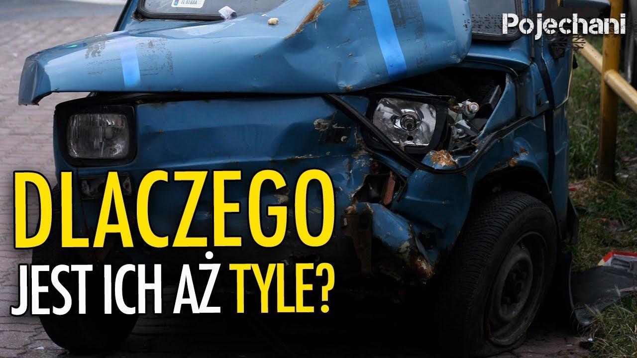 Kiedy najłatwiej o wypadek w Polsce? | Pojechani #121