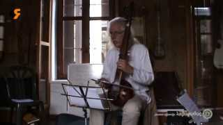 Acem-Kürdî & Cretan on Tarhu makam lesson Ross Daly Labyrinth Crete
