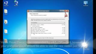 How to Install CCCP Codec Pack.