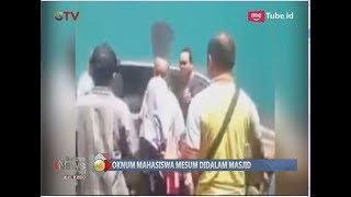 Astaga!! Mesum di Dalam Masjid, Sepasang Mahasiswa Terekam CCTV - BIP 15/04