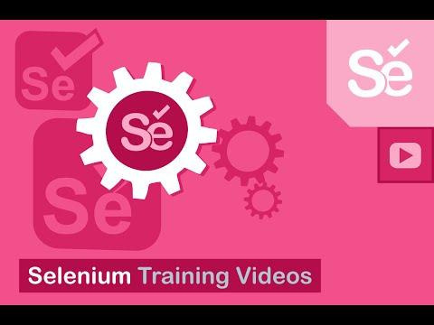 Selenium eLearn Training Overview Selenium Automation Tool Frameworks