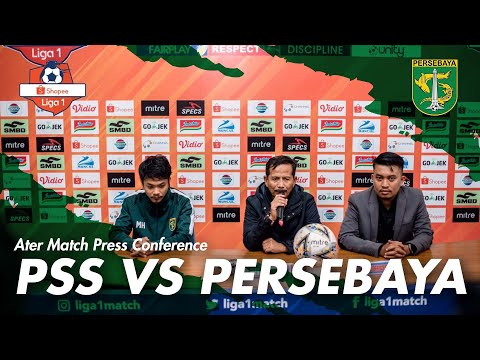 AMPC | PSS vs Persebaya | Shopee Liga 1 2019