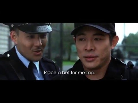 Prison Break Fight, Romeo Must Die, Jet Li/ jet li fight scene