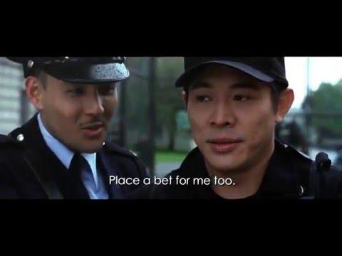Prison Break Fight, Romeo Must Die, Jet Li