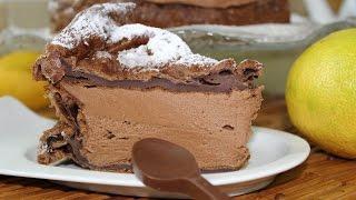 Рецепт- Шоколадный торт