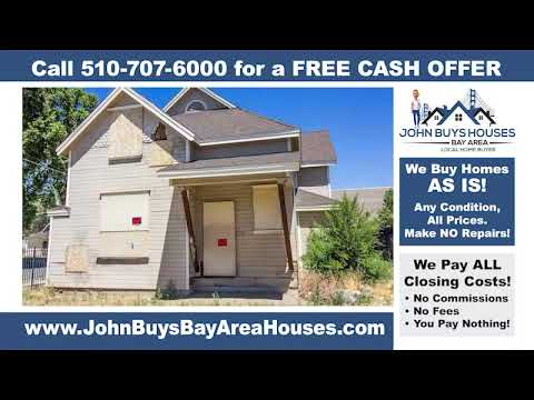 John Buys Bay Area Houses TV Commercial