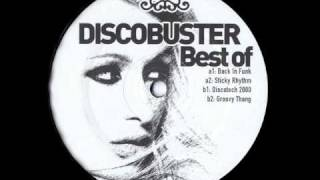 Discobuster  - Back In Funk