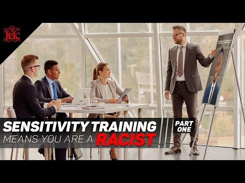 The Israelites: SENSITIVITY TRAINING MEANS YOU ARE A RACIST (PART 1)