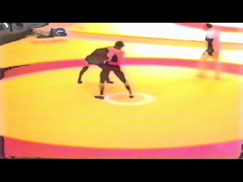 1987 Senior World Championships: 100 kg East Germany vs. William Scherr (USA)