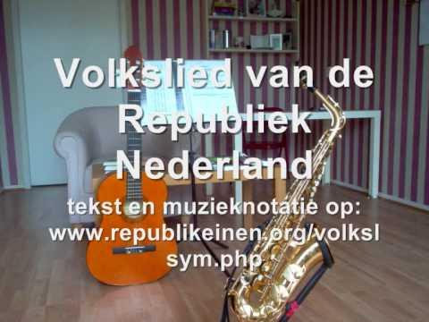 Volkslied van de Republiek Nederland