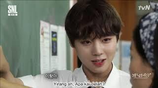 Video [INDO HARDSUB] Wanna One Park Jihoon x SNL Korea 3 minute boyfriend download MP3, 3GP, MP4, WEBM, AVI, FLV Agustus 2019
