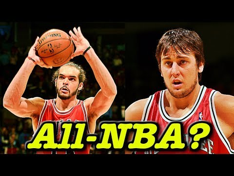 5 Players That You Had NO IDEA Made An All-NBA Team