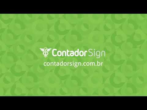 ContadorSign - Autenticação digital de documentos com segurança jurídica para você e seus clientes