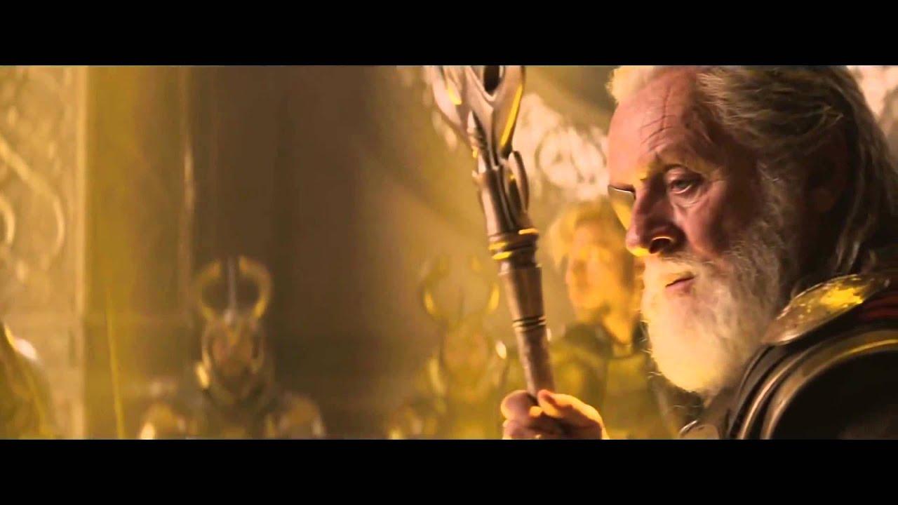 Thor Светът на Мрака - Официален Трейлър 2013 HD