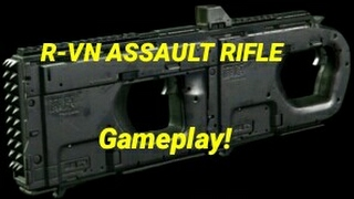brand new r vn assault rifle gameplay call of duty infinite warfare