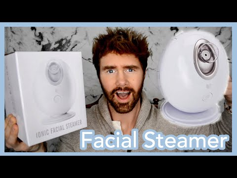 Ionic Facial Steamer | VALJEAN LABS | Unboxing + Review
