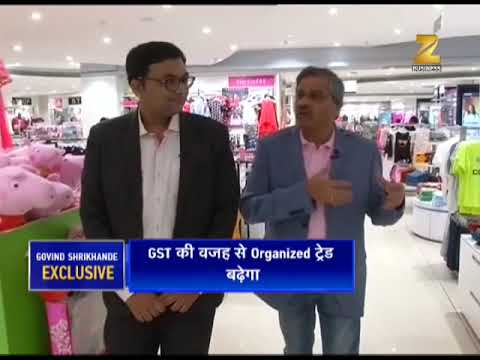 Watch: Exclusive interview of CEO, MD of Shoppers Stop, Govind Shrikhande