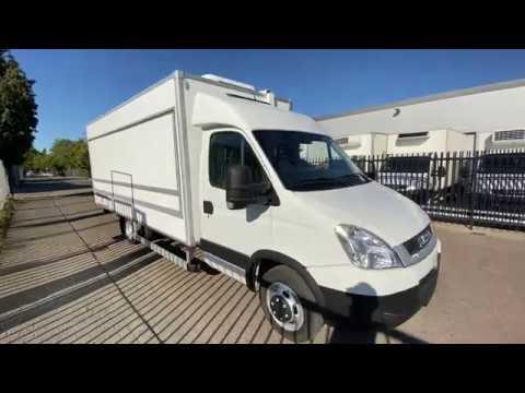 Iveco Daily 50C15 Foodtruck / Nutzfahrzeug / Test /Gebrauchtwagen PENDERS Automobile Kranenburg
