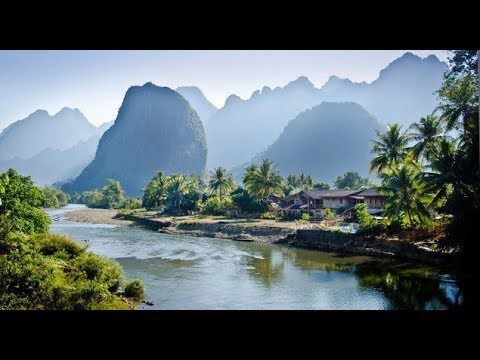 Voyage [Ryulink] - Laos & Mékong Octobre 2017