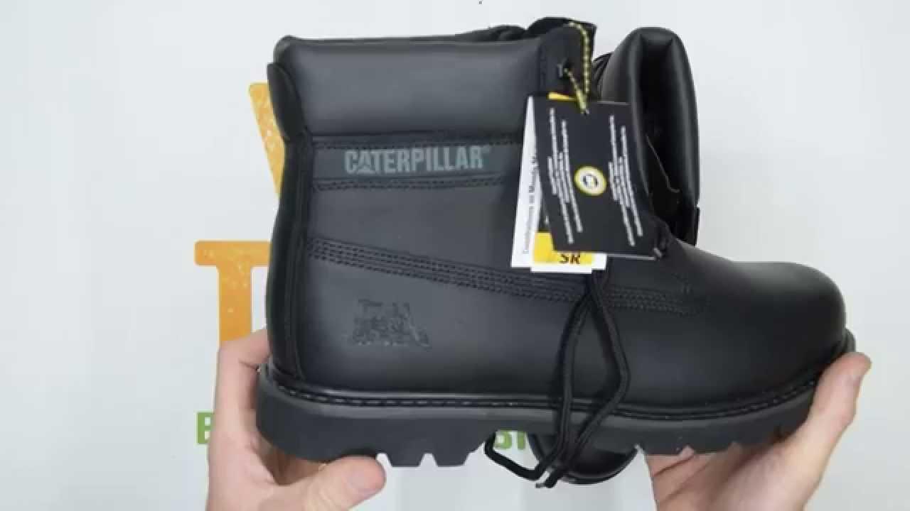 3c3cbde170d Caterpillar Colorado - Black - Walktall | Unboxing | Hands on