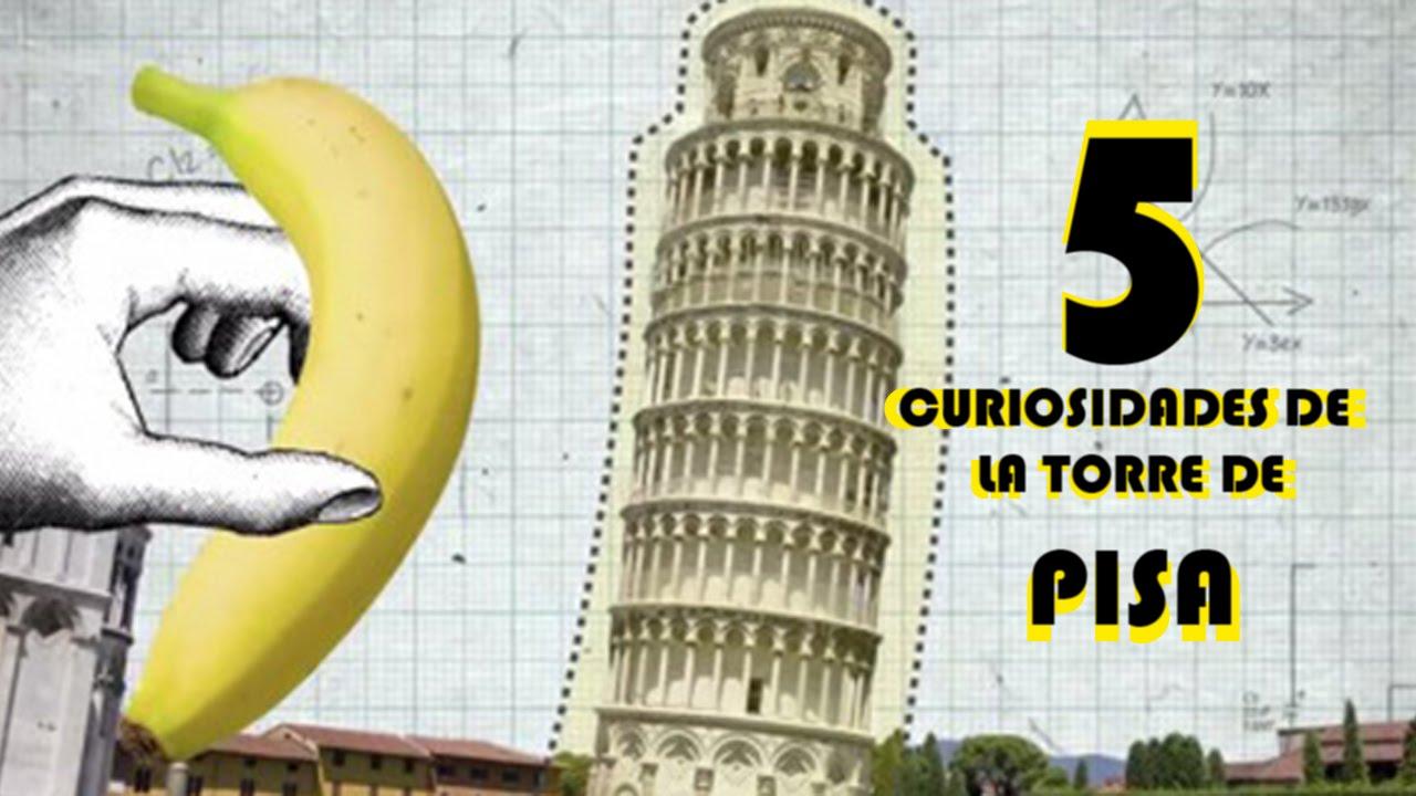 foto de 5 Curiosidades de la torre de Pisa #Italia YouTube