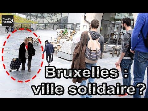 Expérience sociale #16: BRUXELLES