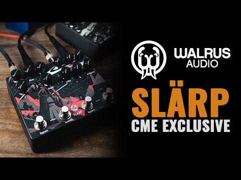 Walrus Audio Slö + ARP-87 Combo CME Exclusive | CME Gear Demo | Evan Skorepa