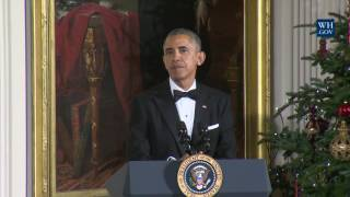 Repeat youtube video Kennedy Center Honors Reception