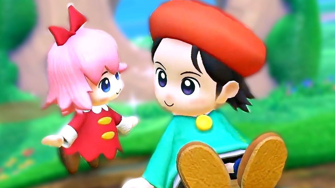 New Friends In Kirby Star Allies - Adeleine & Ribbon, Dark Meta Knight and Daroach (DLC Characters)
