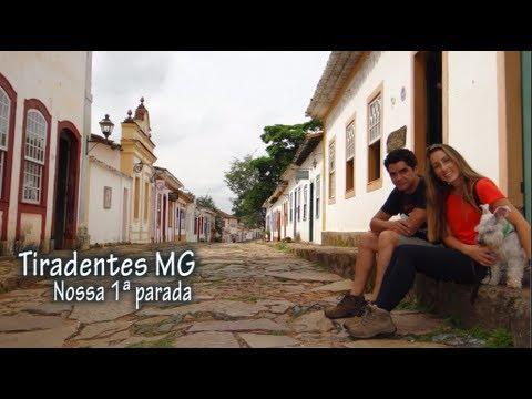 Tiradentes MG - Nossa 1ª parada