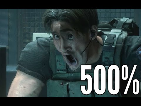 resident-evil-3-but-500%-facial-animations