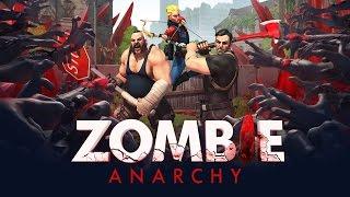 Zombie Anarchy - Зомби в городе: стратегия и выживание. First Play