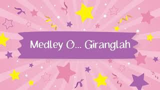 Medley O Giranglah (Official Audio) - JPCC Worship Kids