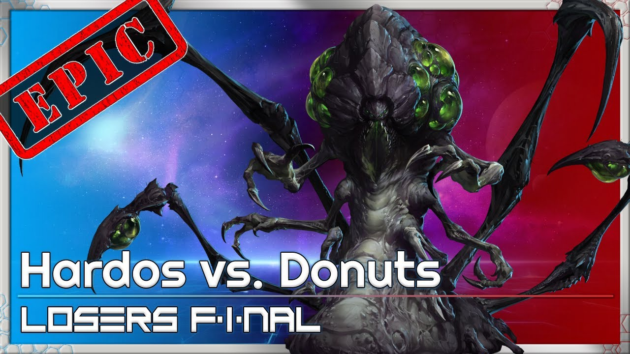 Hardos vs. Donuts - XCup Playoffs - Heroes of the Storm Tournament
