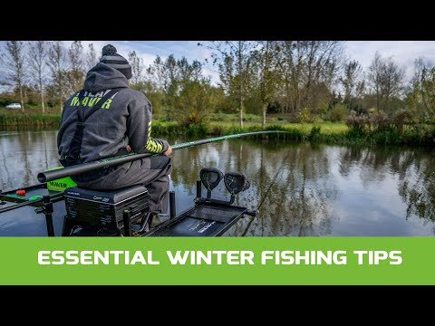 Maver Match Fishing TV: Essential Winter Fishing Tips