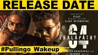 Thalapathy 64 – Release Date