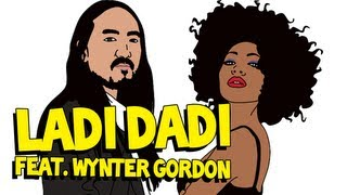 Ladi Dadi (ft. Wynter Gordon) - Steve Aoki AUDIO